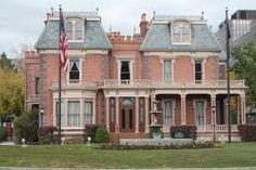 Haunt in Deveraux Mansion Salt Lake City, Utah is haunted! Haunted places in Salt Lake City, UT (Utah) from Hauntings