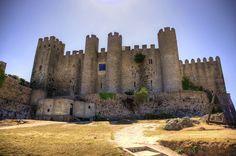 Castello Obidos Portogallo