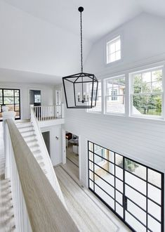Beach house de estilo Hamptons en Amagansett, New York Beach Cottage Style, Beach House Decor, Home Decor, Design Loft, House Design, Contemporary Beach House, Interior Design Minimalist, Modern Interior, Interior Designing