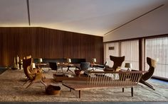 Designed by Marcio Kogan, L'AND Vineyards in the Alentejo area of Portugal includes a 22-suite hotel and residential development, as well as a spa, restaurant and lounge. Picture: Sousa Cunhal, Tourismo, SA; TASCHEN
