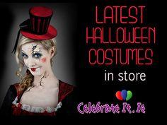Adult Halloween costumes Horror Halloween Costumes, Scary Halloween Costumes, Halloween Looks, Women Halloween, Adult Halloween, Halloween Costume Accessories, Ireland, Store, Shopping