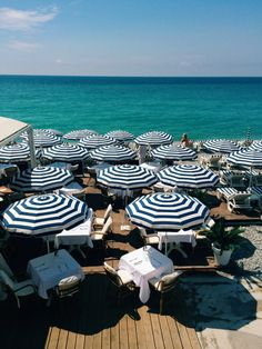 The beach in Nice, France. Truly gorgeous.