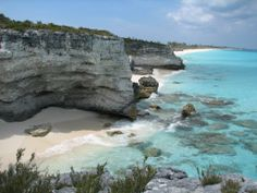 Sugar Cave, Great Harbour Cay, Berry Islands, Bahamas