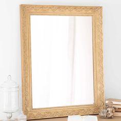 Miroir Céleste or 120x90
