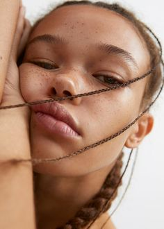Makeup Trends, Hair Trends, Beauty Photography, Portrait Photography, I Love Your Face, M Beauty, Vogue Us, Portraits, International Film Festival