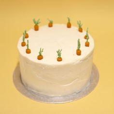 Carrot Cake Chez Bogato