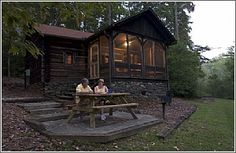 Get 35% off Oconee State Park Cabins & Barracks - Park Deals