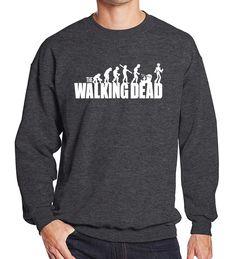 5a82d949403 2017 spring winter sweatshirt men hoodies Walking Dead print funny fashion  men s sportswear moletom Crossfit tracksuits