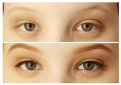 how to tightline your eyeliner for a natural effect - good for hooded eyes