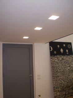 Abitazione privata #illuminazione #faretti #incasso #LED #Ligting #Design
