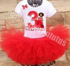 Annie Birthday Tutu Outfit