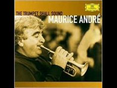 Maurice André :: Georg Philipp Telemann: Trumpet Concerto in D major: Adagio http://www.youtube.com/watch?v=mR9ZVfTRIUo