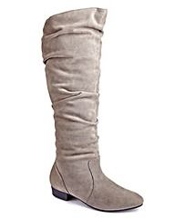 Sole Diva High Leg Boot EEE Curvy Calf