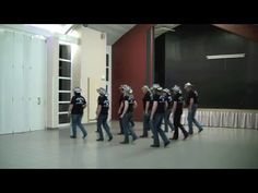 BRING DOWN THE HOUSE - NEW SPIRIT OF COUNTRY DANCE - line dance - YouTube