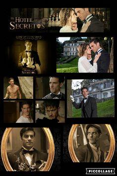 El Hotel de los Secretos - El inicio de una gran historia 10/04/16