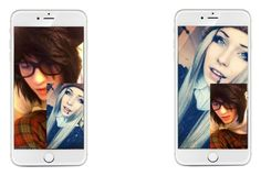 facetime by anjalenar on Polyvore featuring art