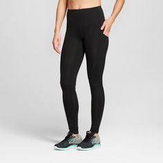 The Elevated High Waist Performance Legging from C9 Champion® features our Embrace fabric: Hugs you tight. Holds you in. With a high waist for extra coverage and a fit that hugs from your hips all the way to the ankle, this pant will get you through your toughest workouts.