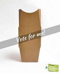 Support this young design with your vote! Every voter has the chance to win an iPad Air All 27 designs are shortlisted for the public award for the Pro Carton Young Designers Award A competition for students devoted to carton packaging and ideas. Vote Now, Young Designers, Design Competitions, Ipad Air 2, Your Favorite, Packaging Design, Awards, Students, Public