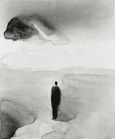 2000 Nobel prize winning writer Gao Xingjian (China, 1940) is also a prolific artist. His works expose a contemporary sensibility through the technique of traditional chinese ink-painting. The fading subjects constantly move on the border between figurative and abstract art.        ...
