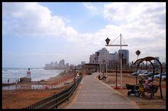 Tel Aviv - Strandpromenade
