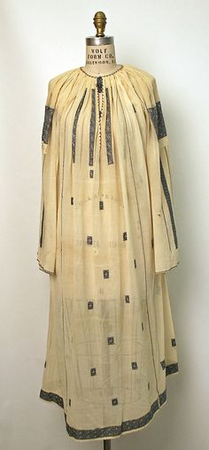 Dress Date: Culture: Romanian Medium: cotton Folk Fashion, Ethnic Fashion, Womens Fashion, Funky Outfits, Vintage Outfits, European Costumes, Western Costumes, Country Women, Folk Costume