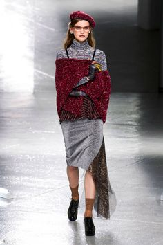 Check out Rodarte's best runway looks. See all our fave picks here.