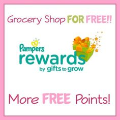 More Pampers Gifts to Grow Points!