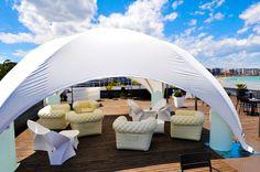Terraza chill-out #Abbahotels #gijón #summer #terrace #terraceo #hospitality #ilovesunny #ilovesummer #verano #iloveplaya