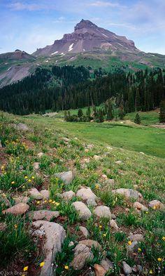 Summiting Uncompahgre Peak -Colorado- 14,309ft