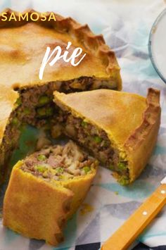 Searching for delicious and easy Best recipes Recipes ? This will become your favorite recipe keeper! Pie Recipes, Cooking Recipes, Healthy Recipes, Cooking Ideas, Food Ideas, Organic Recipes, Indian Food Recipes, Beef Samosa Recipe, Crockpot