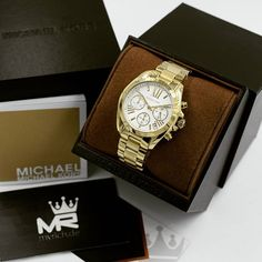 Michael Kors MK6267 | @MyRich.de #MichaelKors #michaelkorswatch #bradshaw #mk #photooftheday #original #official #watch #style #uhr #worldwatch #mk6267 #jetset #newwatch #bestoftheday #brand #luxus #2017 #juwelry #luxury #rolex #fashion #fossil #beauty #womensfashion  #gold #gokdwatch #golden #accessories #crystal