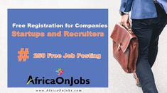 Best sites to find Jobs in Africa. You can search new jobs in Africa covering Executive Jobs Africa. Jobseekers can apply to the top Employer companies. Free Job Posting, Hiring Employees, Resume Profile, Executive Jobs, Resume Design Template, Find A Job, Job Search, New Job, Africa