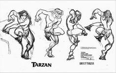 Durante años, los animadores de Disney dibujaban uno a uno los movimientos de los personajes. Glen Keane es uno de los más famosos.