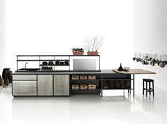 Modular kitchen SALINAS - Boffi