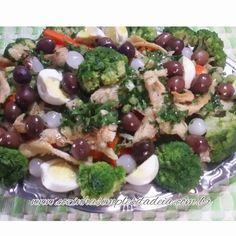 Cozinha Simples da Deia: Bacalhau com legumes