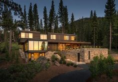 Martis Camp 506   Blaze Makoid Architecture; Photo: Vance Fox & Henrybuilt   Archinect