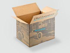 Der umweltfreundliche Versandkarton für den temperaturgeführten Versand von Spezialitäten in Ausführung Eco. Zweifarbig  im stylischem Flexodruck. • #packit! #foodmailer #offset #packaging #karton #wellpappe #webshops #onlineshop #ecommerce #verpackungsdesign #nachhaltig #plasticfree #keinplastik #klimaneutral #recycling #lebensmittelversenden #gekühltversenden Karton Design, Ecommerce, Recycling, Container, Storage, Decor, Packaging Design, Foods, Purse Storage