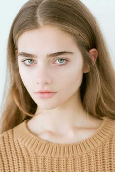 Imgur Post - Imgur Girl Face, Woman Face, Pretty People, Beautiful People, Chica Cool, Female Character Inspiration, Model Face, Portrait Inspiration, Looks Style
