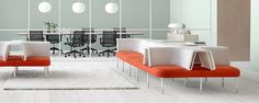 Public Office Landscape - Guest Chair - Herman Miller