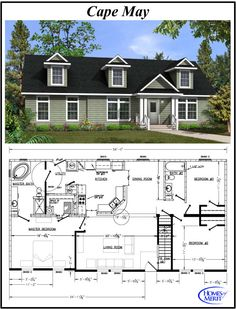 Innovation HE 3270 Atlantic Homes Champion Homes Modular