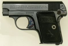 Colt Model 1908 .25 Auto Save those thumbs & bucks w/ free shipping on this magloader I purchased mine http://www.amazon.com/shops/raeind  No more leaving the last round out because it is too hard to get in. And you will load them faster and easier, to maximize your shooting enjoyment.