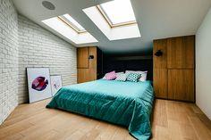 archatlas:    Kiev Slide ApartmentKI Design