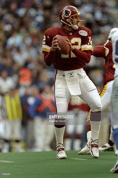 Gus Frerotte  12 of the Washington Redskins Texas Stadium f45fac1629b77