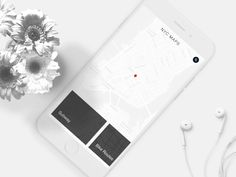 Daily UI Day 29 Map by Andrej Radisic