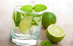 Fun And Easy Healthy Eating Tips Lime Drinks, Fun Drinks, Beverages, Healthy Eating Tips, Healthy Drinks, Healthy Food, Paleo Food, Healthy Recipes, Vegan Foods