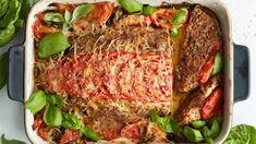 Kuorrutettu lihamureke Meatloaf, Lasagna, Food And Drink, Cooking Recipes, Dinner, Ethnic Recipes, Koti, Waiting, October