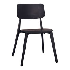 Stellar Dining Chair Black - Chairs & Barstools - Dining