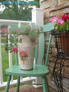 DIY French Bucket