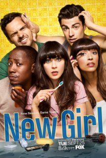 New Girl ... Might watch