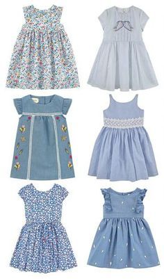 A Little Bohemian Girl: Spring & Summer // toddler outfits - kids fashion - kids clothing Kids Frocks, Frocks For Girls, Little Dresses, Little Girl Dresses, Dress Girl, Baby Dresses, Peasant Dresses, Spring Dresses, Girls Dresses Sewing